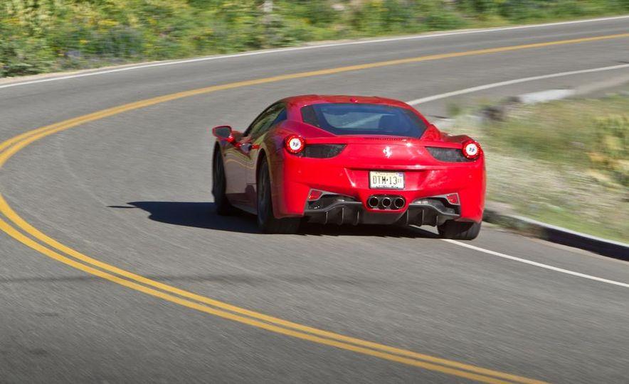 2011 Ferrari 458 Italia - Slide 31