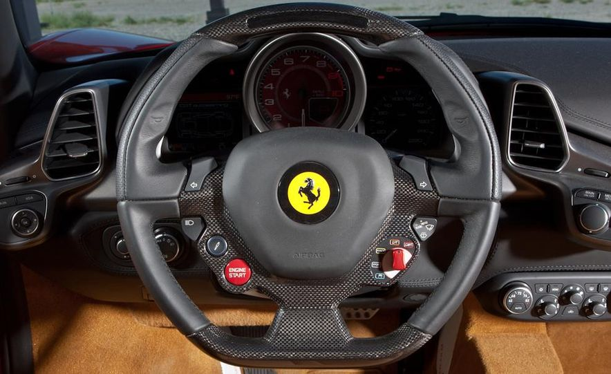 2011 Ferrari 458 Italia - Slide 7