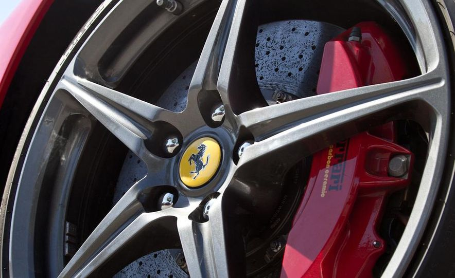 2011 Ferrari 458 Italia - Slide 35