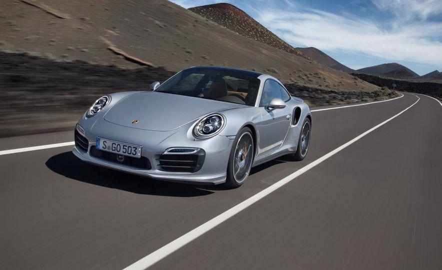 2014 Porsche 911 Turbo S coupe - Slide 1