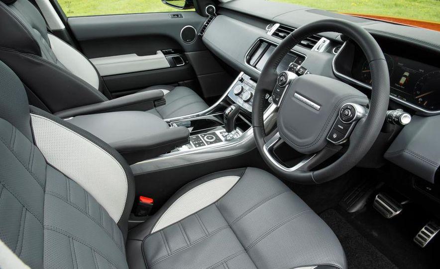 2014 Land Rover Range Rover Sport - Slide 78
