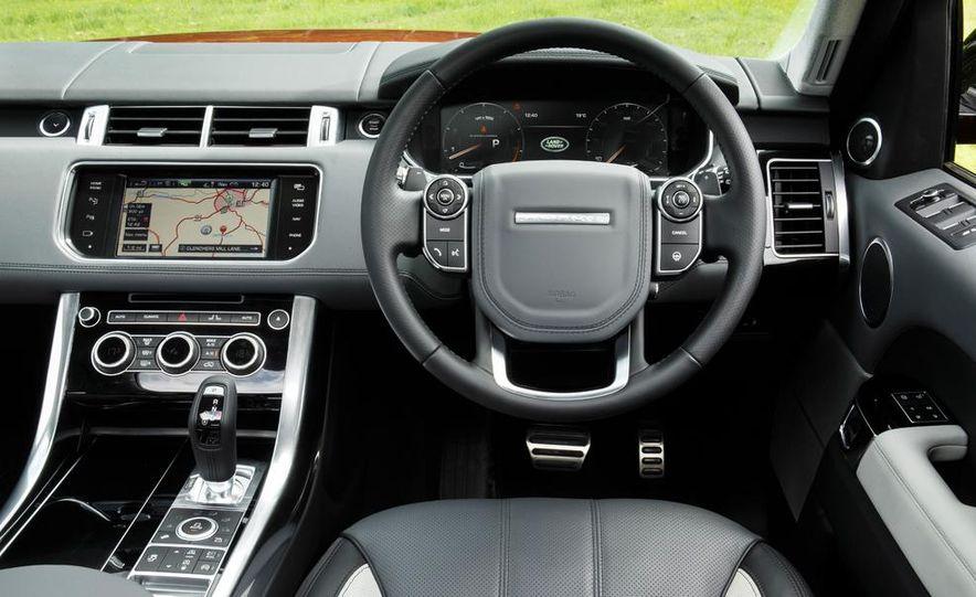 2014 Land Rover Range Rover Sport - Slide 79