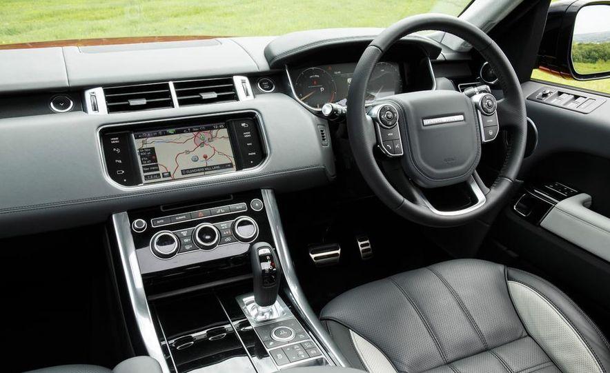2014 Land Rover Range Rover Sport - Slide 80