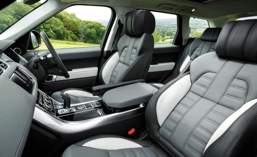 2014 Land Rover Range Rover Sport - Slide 81