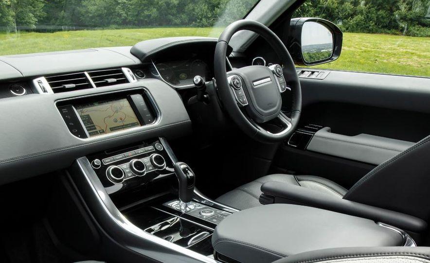 2014 Land Rover Range Rover Sport - Slide 82