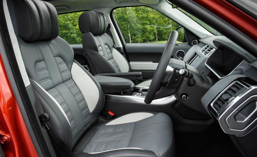 2014 Land Rover Range Rover Sport - Slide 83