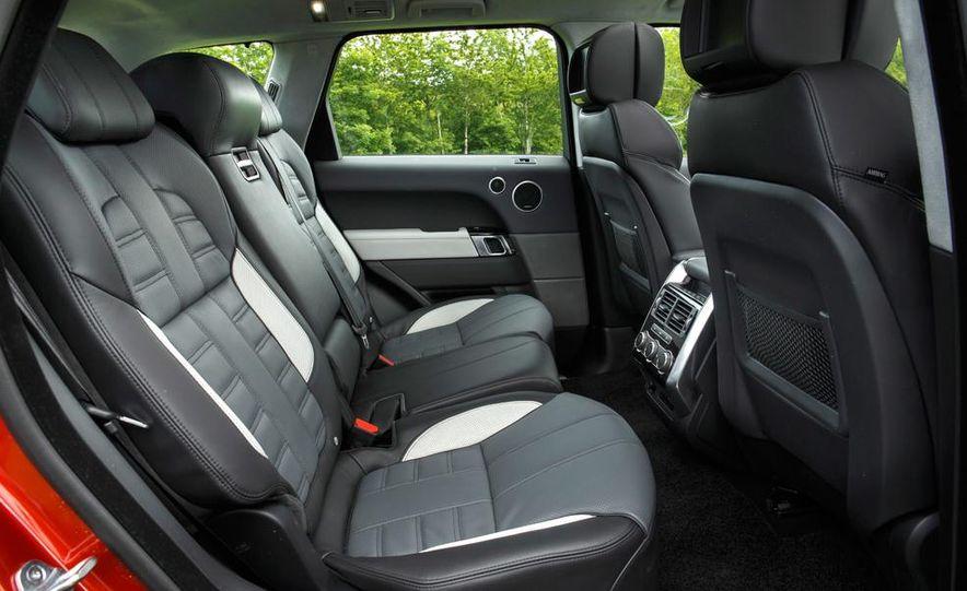 2014 Land Rover Range Rover Sport - Slide 85