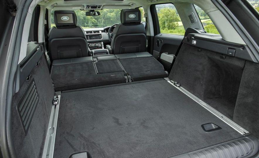 2014 Land Rover Range Rover Sport - Slide 91