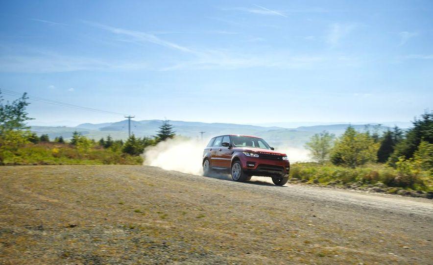 2014 Land Rover Range Rover Sport - Slide 2