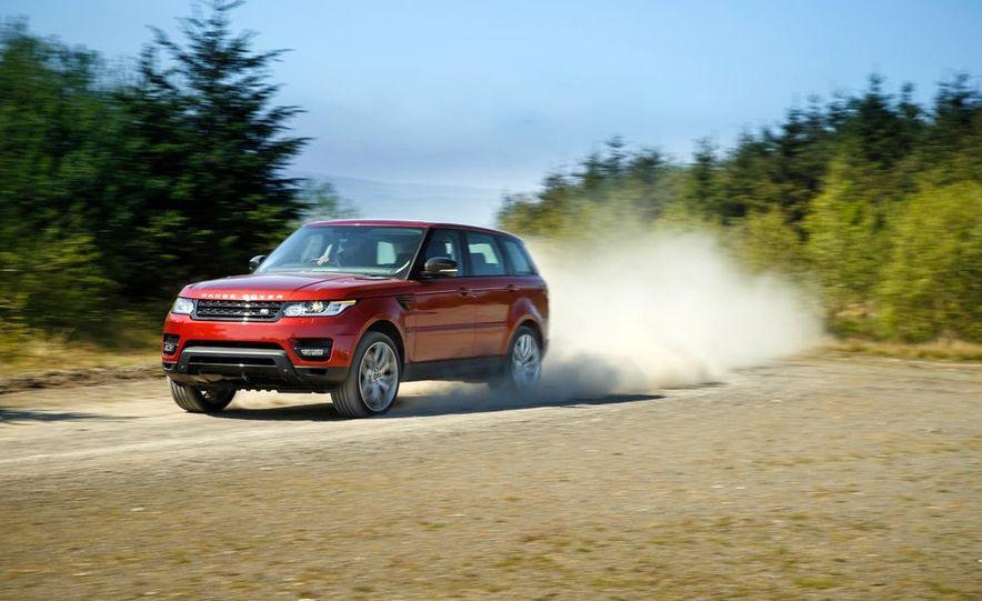 2014 Land Rover Range Rover Sport - Slide 4