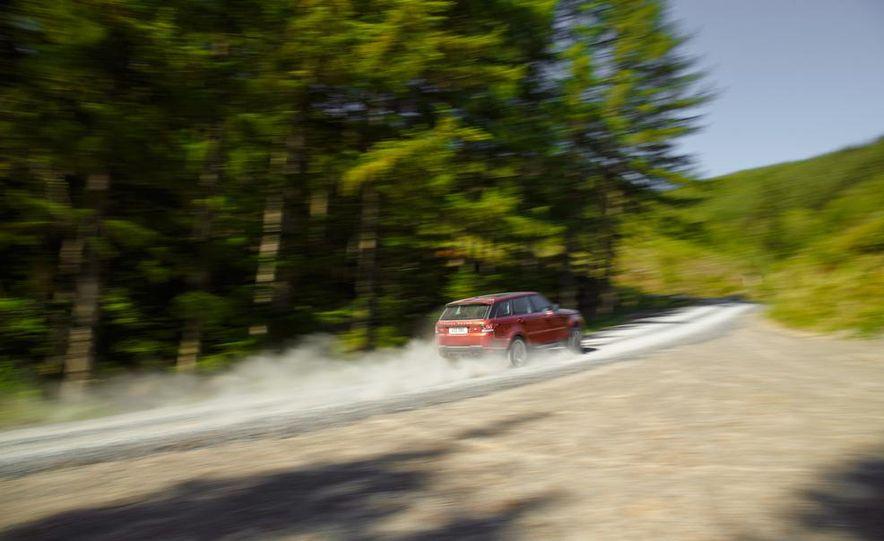 2014 Land Rover Range Rover Sport - Slide 7