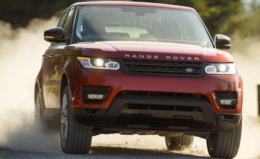 2014 Land Rover Range Rover Sport - Slide 10
