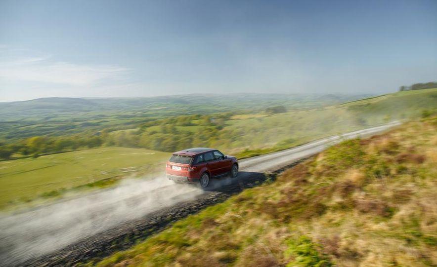 2014 Land Rover Range Rover Sport - Slide 11
