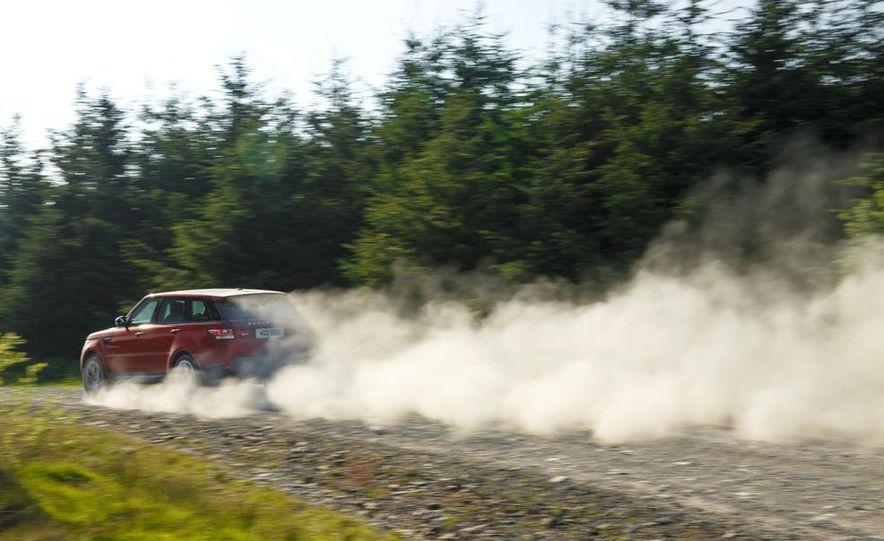 2014 Land Rover Range Rover Sport - Slide 12