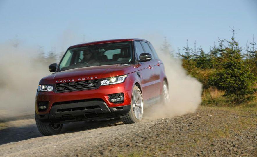 2014 Land Rover Range Rover Sport - Slide 13