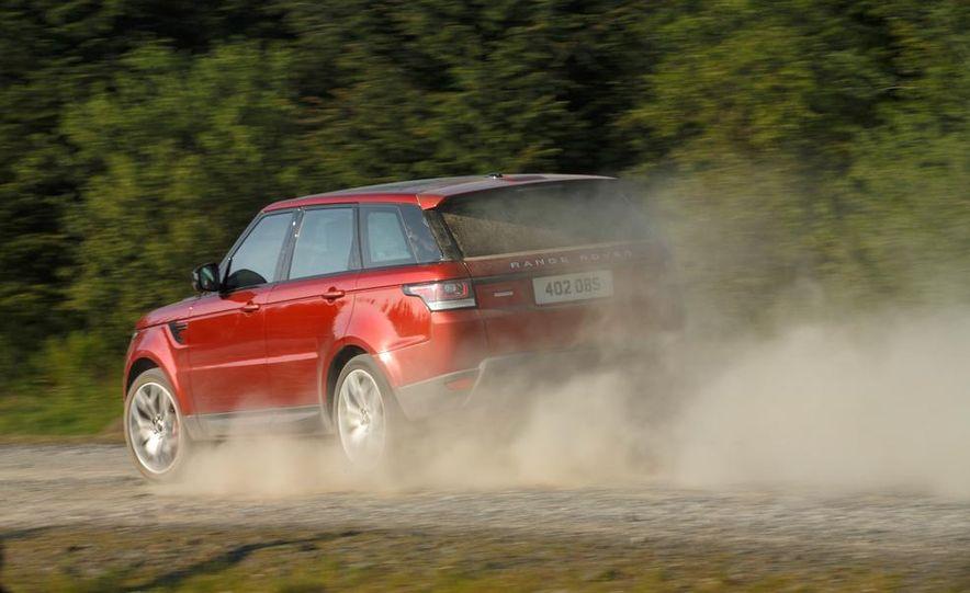 2014 Land Rover Range Rover Sport - Slide 14