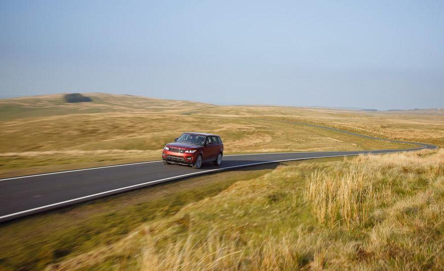 2014 Land Rover Range Rover Sport - Slide 16