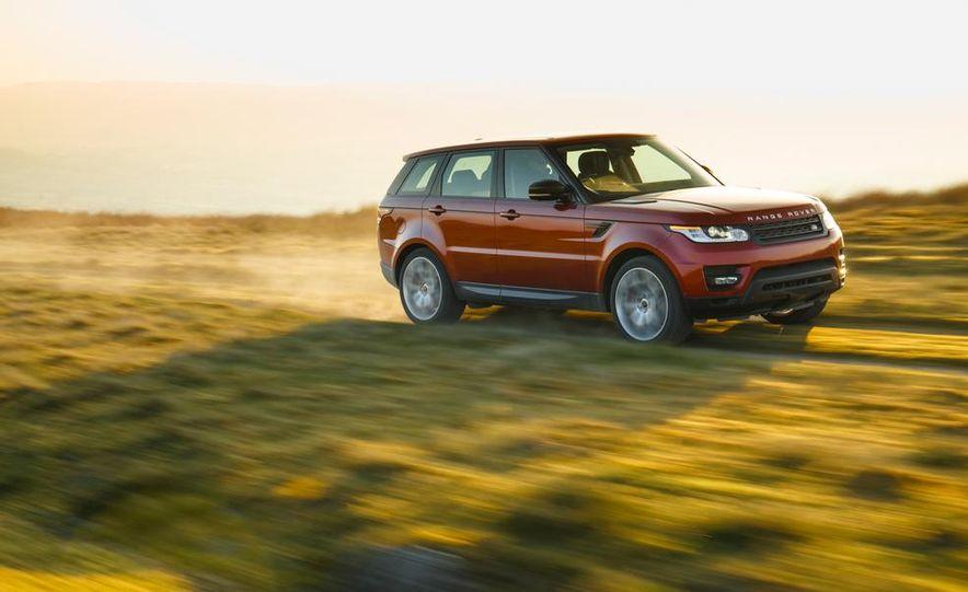 2014 Land Rover Range Rover Sport - Slide 17