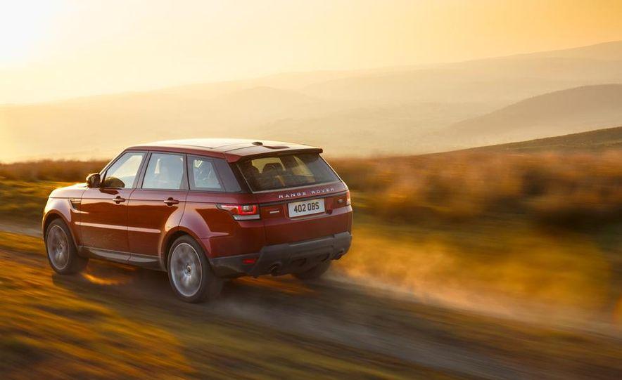 2014 Land Rover Range Rover Sport - Slide 18