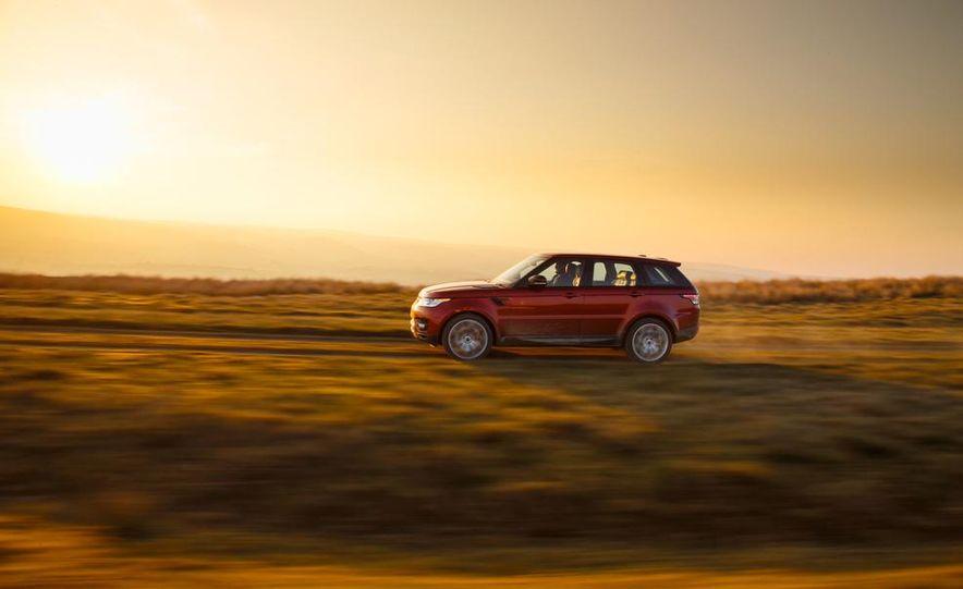 2014 Land Rover Range Rover Sport - Slide 19