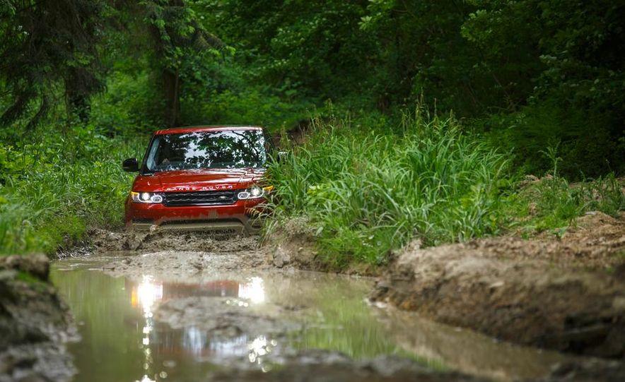 2014 Land Rover Range Rover Sport - Slide 21