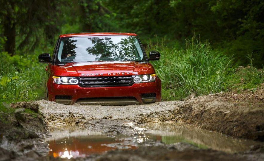 2014 Land Rover Range Rover Sport - Slide 22