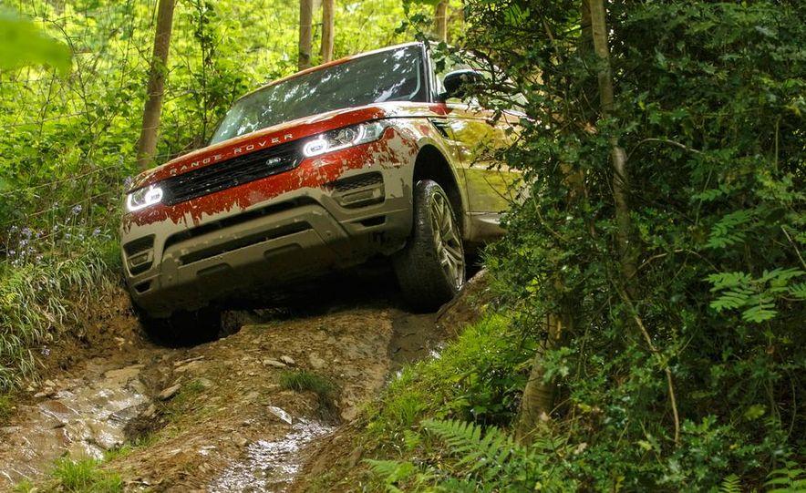 2014 Land Rover Range Rover Sport - Slide 27