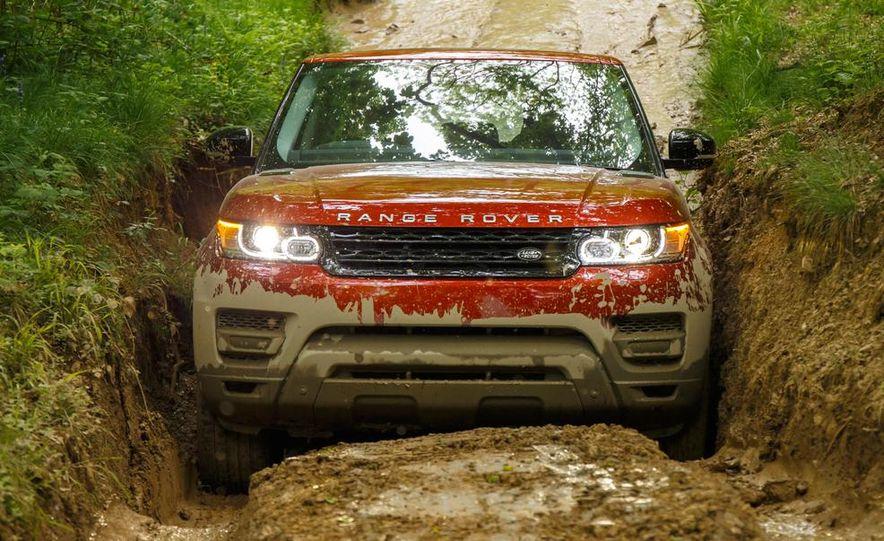 2014 Land Rover Range Rover Sport - Slide 29