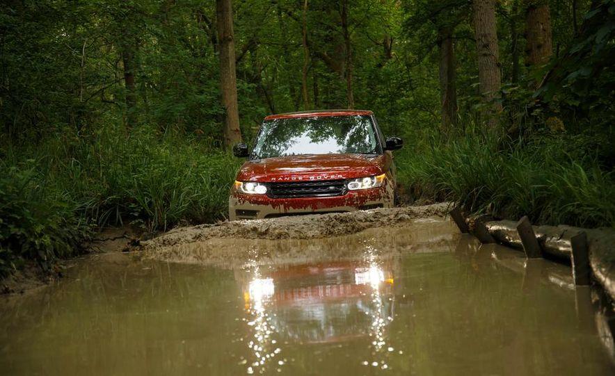 2014 Land Rover Range Rover Sport - Slide 34