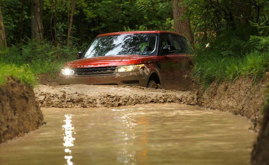 2014 Land Rover Range Rover Sport - Slide 38