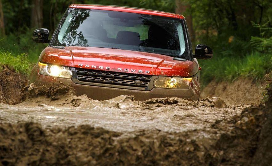 2014 Land Rover Range Rover Sport - Slide 39