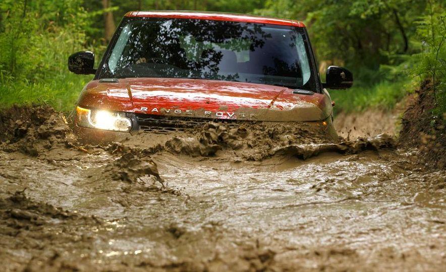 2014 Land Rover Range Rover Sport - Slide 40