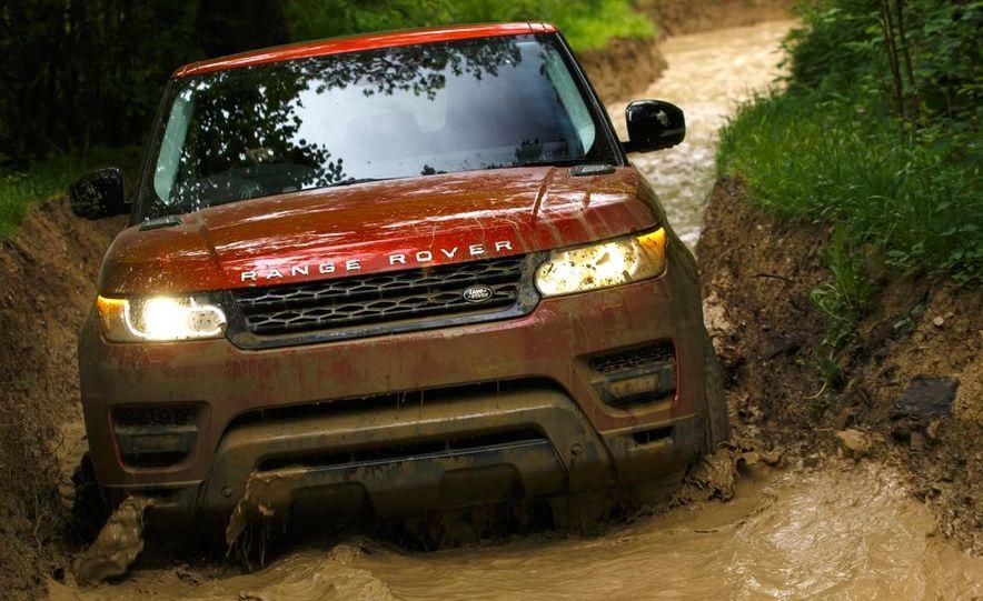 2014 Land Rover Range Rover Sport - Slide 42