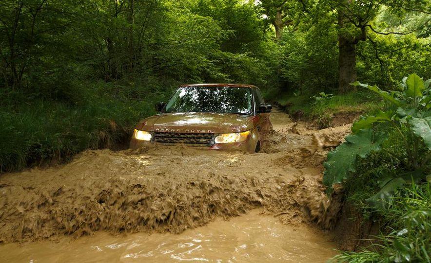 2014 Land Rover Range Rover Sport - Slide 44