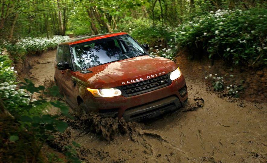 2014 Land Rover Range Rover Sport - Slide 48