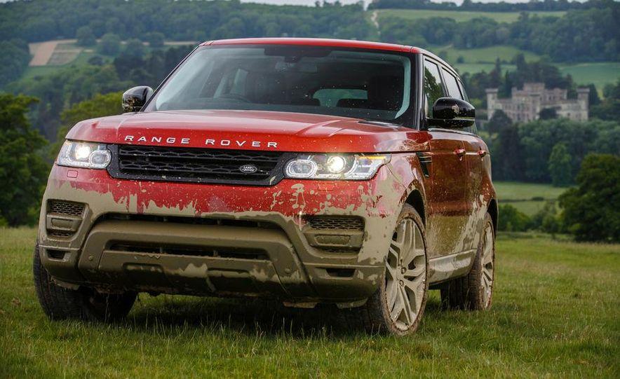 2014 Land Rover Range Rover Sport - Slide 50