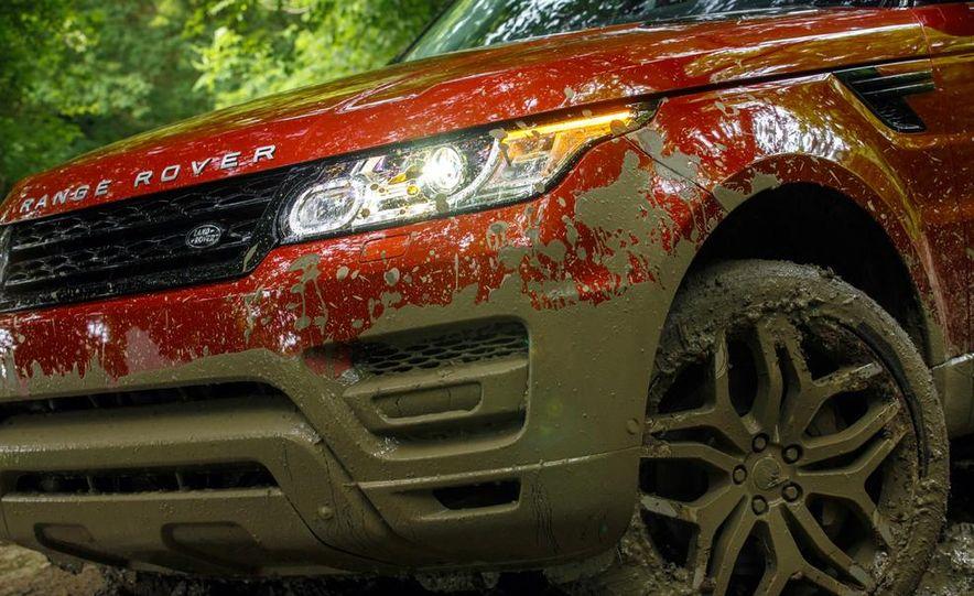 2014 Land Rover Range Rover Sport - Slide 51