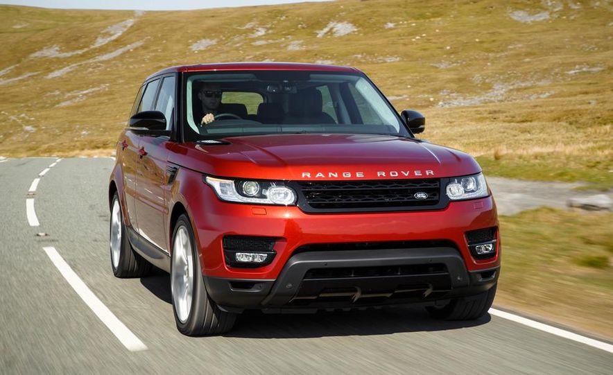 2014 Land Rover Range Rover Sport - Slide 54