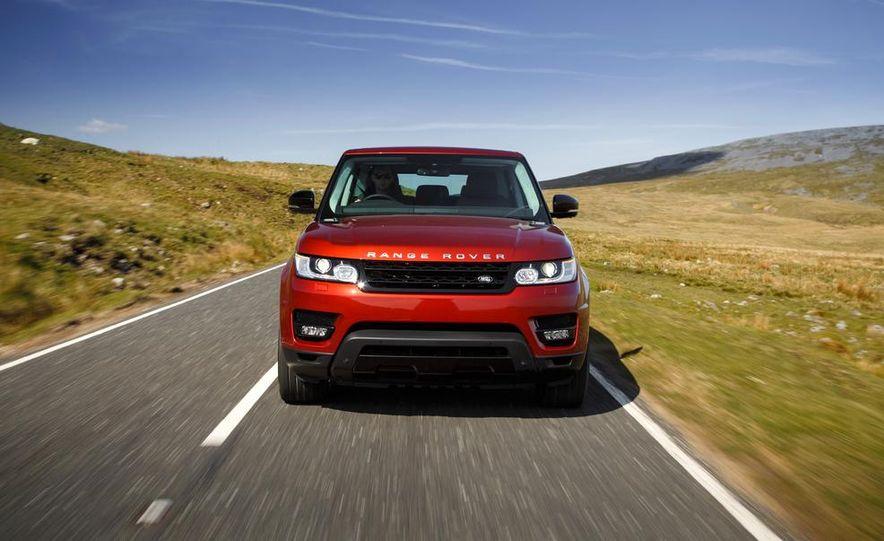 2014 Land Rover Range Rover Sport - Slide 55