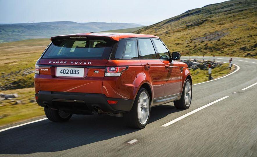 2014 Land Rover Range Rover Sport - Slide 57