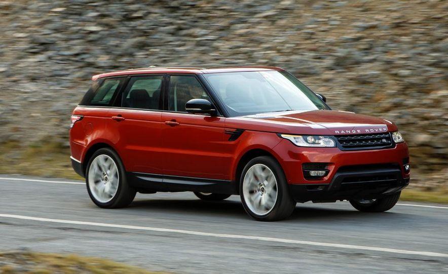 2014 Land Rover Range Rover Sport - Slide 60
