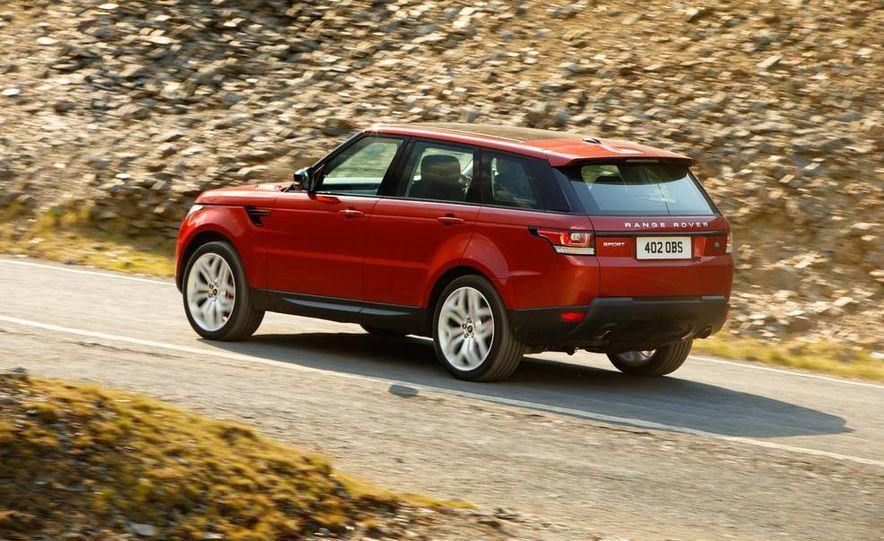 2014 Land Rover Range Rover Sport - Slide 61