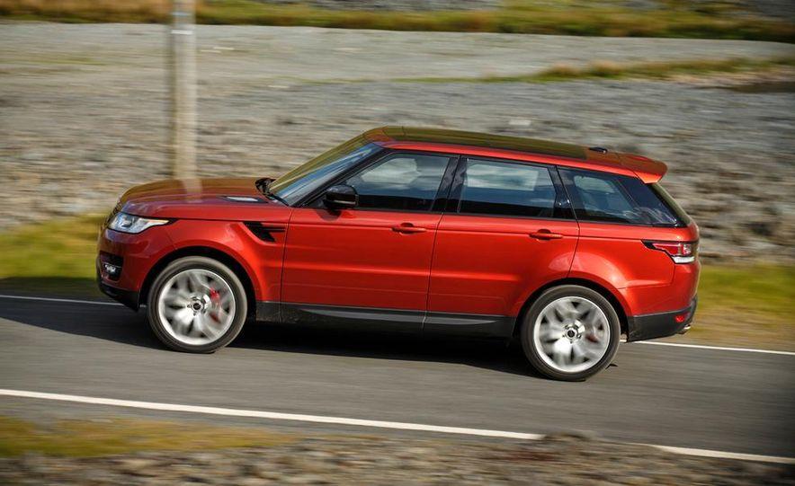 2014 Land Rover Range Rover Sport - Slide 62