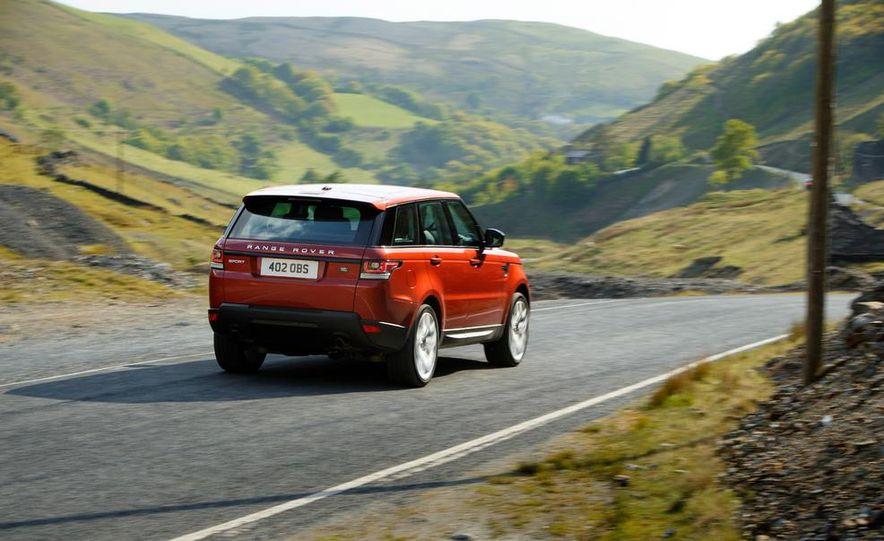 2014 Land Rover Range Rover Sport - Slide 63