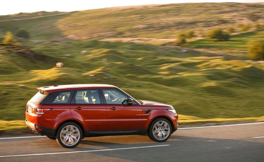 2014 Land Rover Range Rover Sport - Slide 65