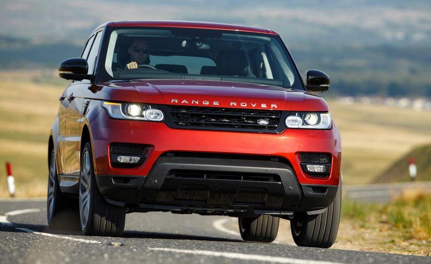 2014 Land Rover Range Rover Sport - Slide 66