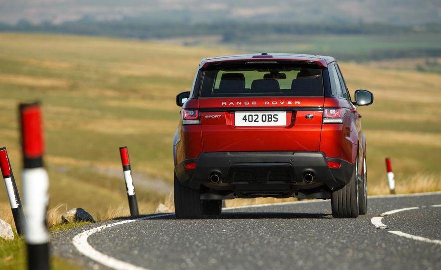 2014 Land Rover Range Rover Sport - Slide 67
