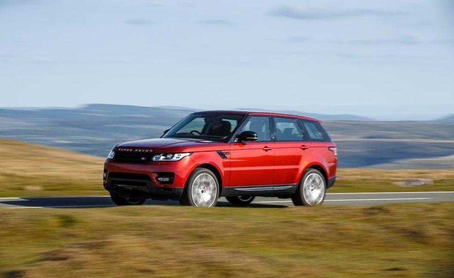 2014 Land Rover Range Rover Sport - Slide 68