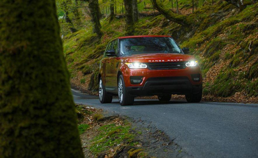 2014 Land Rover Range Rover Sport - Slide 69