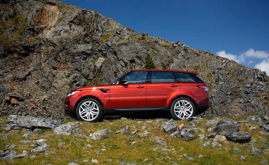 2014 Land Rover Range Rover Sport - Slide 70